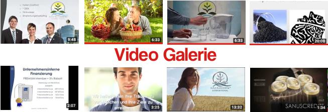 Sanuslife Video Galerie