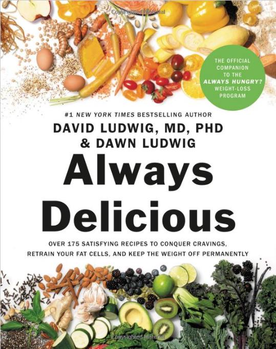 Buch Always Delicious